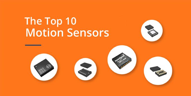 Accelerometers MEMS motion sensor 5 pieces